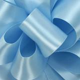 1/8 Lt. Blue Dainty Satin ribbon