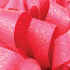 7/8 Shocking Pink Glitter Grosgrain available in 25 yd rolls.