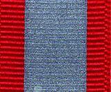 Red Reflective Grosgrain Ribbon