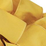 Anisha - Soft Gold Wired Edge Ribbon