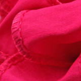 Anisha - Shocking Pink Wired Edge Ribbon