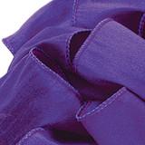 Anisha - Purple Wired Edge Ribbon