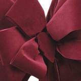 Burgundy Embassy Velvet Ribbon
