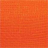 Orange GeoMesh Fabric