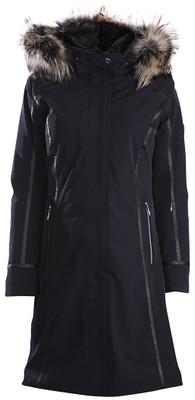 Descente Winter Coat | Womens Quebec | Fur Trimmed | D89761A