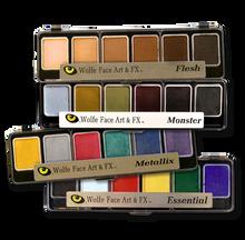 Hydrocolor 6 Color Palettes