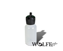 1 oz. Airbrush bottle with cap