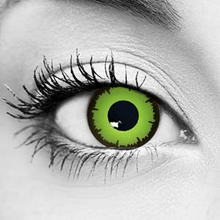 Angelic Green FX Contact Lenses – Gothika – Pair
