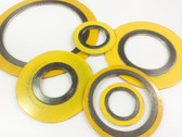 "4"" 600 Sprl Wd Ring Gasket"