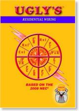 UGLYS Residential Wiring FREE SHIP !