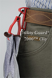 Glove Guard 7227PR Purple Utility Guard