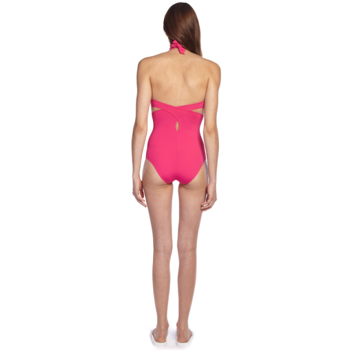 PASTEQUE WRAP ONE PIECE - BACK