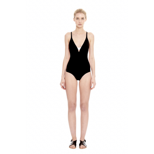 BICOLORE HYBRID ONE PIECE - FRONT