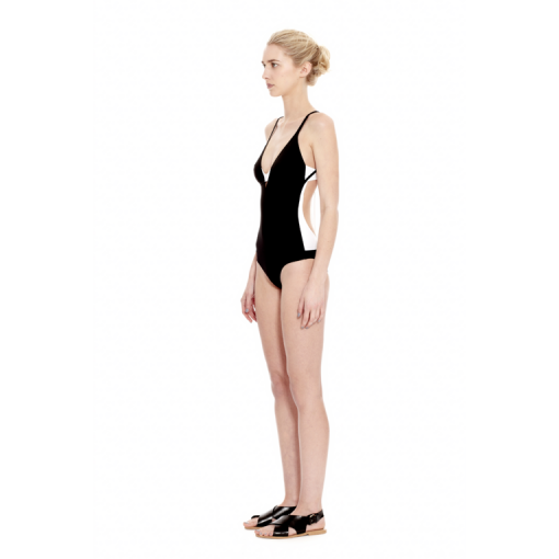 BICOLORE HYBRID ONE PIECE - SIDE