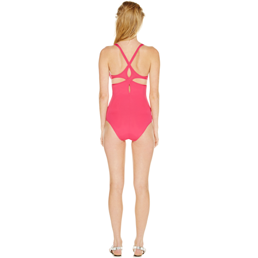 FRAMBOISE TWIST BACK ONE PIECE - BACK