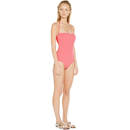 HYDRA BANDEAU ONE PIECE - SIDE