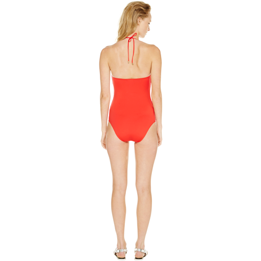 HYDRA BANDEAU ONE PIECE - BACK
