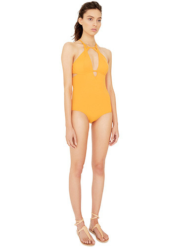 CLEMENTINE SCOOP ONE PIECE SIDE