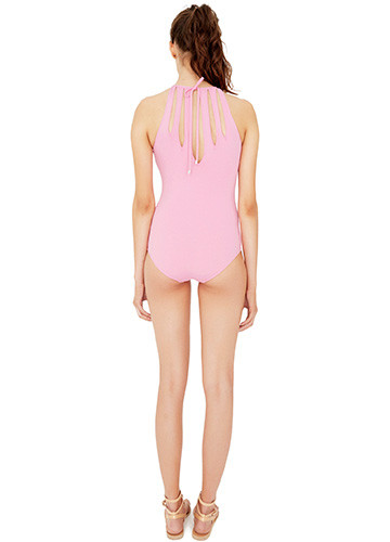 BON BON HALTER ONE PIECE BACK