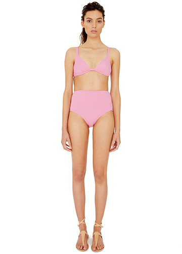 BONBON HIGH WAISTED BIKINI FRONT