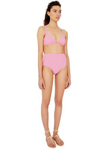 BONBON HIGH WAISTED BIKINI SIDE