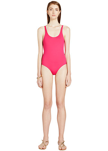 FRAMBOISE TANK ONE PIECE FRONT