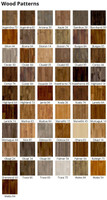 Comfort Flex - 20' x 20' Vinyl Flooring - Wood Collection