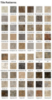 Comfort Flex - 20' x 20' Vinyl Flooring - Patterns Collection