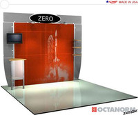 Alumalite Zero - AZ1 - 10' Trade Show Booth