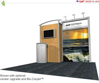 Eco-Systems - Cerro - 10' x 10' Inline Trade Show Booth