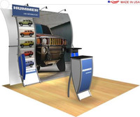 Perfect 10 - Issa Trade Show Exhibit