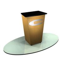 Alumalite Lineare - Free-Standing Counter Kit