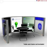 Segue - Trade Show Conference Room