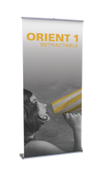 Orient 1000 - Retractable Banner Stand