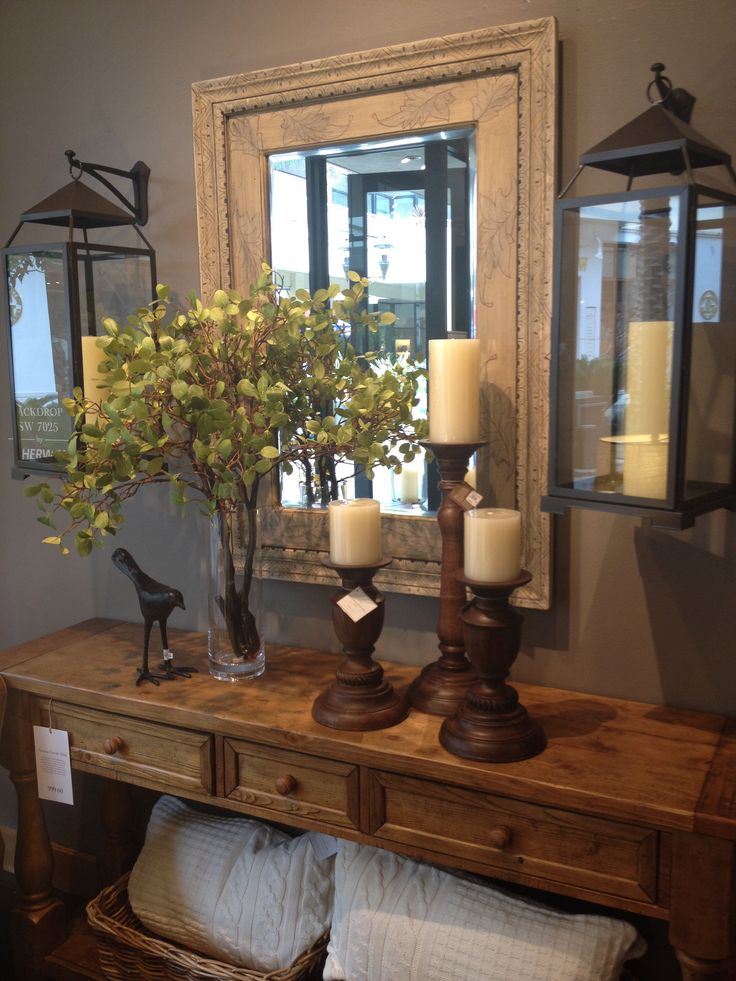 Rustic Foyer Images : Rustica house