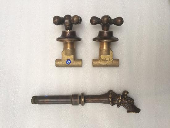 Bronze Bathroom Fixtures on Sale