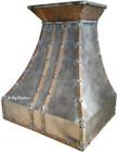 ducted iron range hood