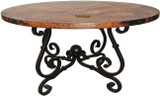 spanish copper table