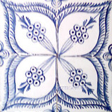 folk art moroccan ceramic tiles