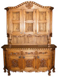 hacienda china cabinet