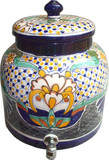 talavera old world water crock