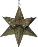 tin star lamp illumination