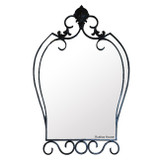 artistic iron mirror 022