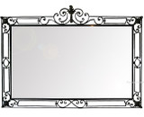 colonial iron mirror 019