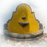 cantera wall mount fountain
