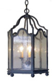 european style iron chandelier