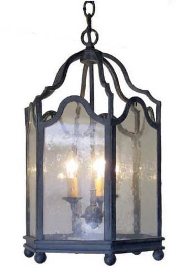 european style iron chandelier
