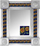 Mexican Tile Mirror 0019