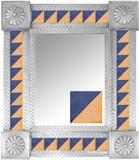 Mexican Tile Mirror 0016