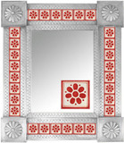 Mexican Tile Mirror 0015